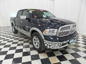 2014 Ram 1500 Laramie with Ram Box