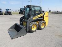 2015 NH L215, 57hp, 1,600lbs lift Skid Steer Loader SAVE!!!