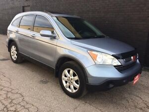 2007 Honda CR-V EX-L LEATHER AWD SUNROOF $8,399.00