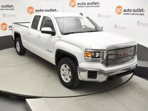 2015 GMC Sierra 1500 SLE 4x4 Double Cab 6.6 ft box 143.5 in WB