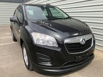 2015 Holden Trax TJ MY15 LS Mineral Black 6 Speed Automatic Wagon Morphett Vale Morphett Vale Area Preview