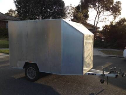 Fully Enclosed Motorbike/Go Kart Trailer Endeavour Hills Casey Area Preview