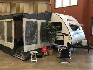 Prolite Escapade travel trailer with slideout