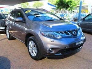 2012 Nissan Murano Z51 Series 3 ST Bronze 6 Speed Constant Variable Wagon