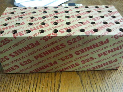 UNOPENED CAPE COD BOX OF UNSEARCHED PENNIES. MAY BE SOME COPPER,WHEATS,ERRORS Cape Cod Copper