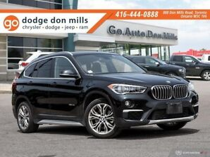 2017 BMW X1 xDrive28i *SOLD* - Leather - Navigation - Panorami