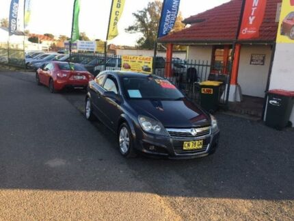 2008 Holden Astra AH CDX Grey Manual Coupe