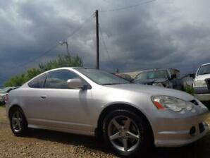 2004 Acura RSX Type-S-HEATE LEATHER-SUNROOF-DRIVES LIKE NEW-