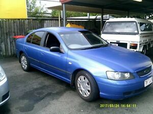 2004 Ford Falcon BA MkII XT (LPG) Blue 4 Speed Auto Seq Sportshift Sedan Coopers Plains Brisbane South West Preview