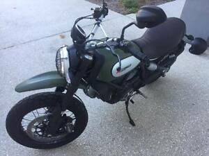 Ducati Scrambler URBAN ENDURO 803cc Birkdale Redland Area Preview
