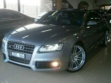 2012 Audi A5  Carbon Silver Automatic Coupe Dandenong Greater Dandenong Preview