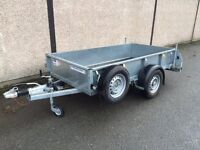 Used Ifor Williams GD84 Trailer