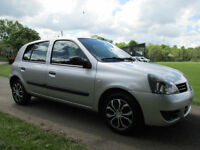 2008 (58) Renault Clio 1.5dCi 65 ( a/c ) Campus ***FINANCE ARRANGED***