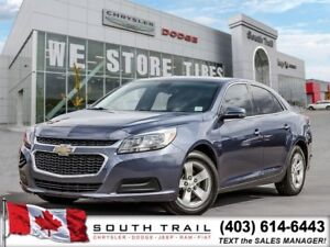 2015 Chevrolet Malibu LS CLEAN/ LOW KMS / 2.5L ENGINE / CLASSY