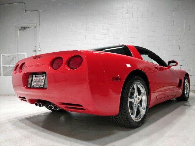 2003 Red Chevrolet Corvette  Z51 | C5 Corvette Photo 8