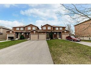 Beautiful Townhouse for Rent in SW Barrie