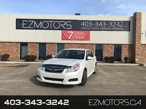 2012 Subaru Legacy 2.5i Premium/low kms/accident free