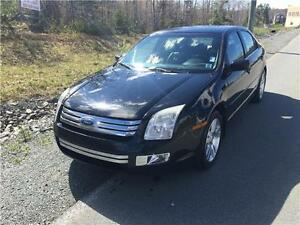 2007 Ford Fusion SEL LEATHER LOADED, NAV!, NEW MVI