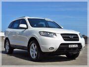 2007 Hyundai Santa Fe CM Elite White Sports Automatic Wagon Brookvale Manly Area Preview