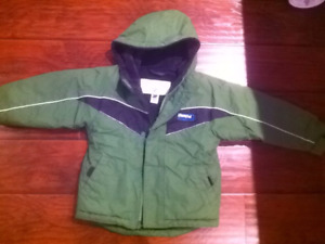 boy winter jacket size 4-5