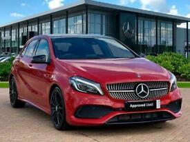 image for 2017 Mercedes-Benz A Class A180D Amg Line Premium Plus 5Dr Auto Hatchback Diesel