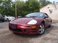 2003 Mitsubishi Eclipse GS.cert&etested