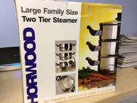 Horwood Two Tier Steamer