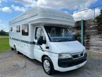 2005 Autotrail Cheyenne 660 Fixed Bed Motorhome with Low Mileage