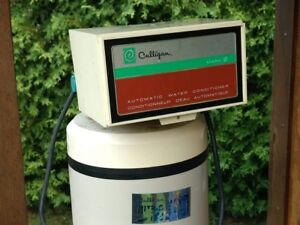 Free Culligan Mark 2 water softener for parts