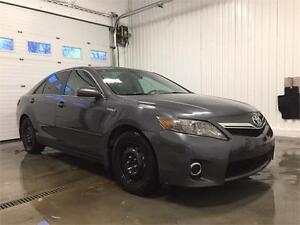 2010 Toyota Camry Hybrid,navi,leather,b.cam,only 89 kms,Loaded!