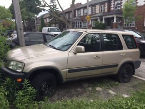 Honda CRV for parts – $600 OBO