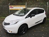 Nissan Note 1.2 Acenta Premium 5DR Comfort Pack (storm white) 2014
