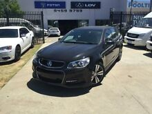 2013 Holden Commodore VF SS Black 6 Speed Automatic Sportswagon Beckenham Gosnells Area Preview