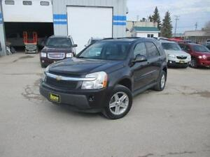 2006 CHEVROLET EQUINOX LT AWD. POWER SUNROOF, $5,950 PRICE DROP