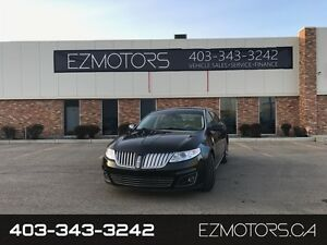 2009 Lincoln MKS AWD--NAV--LUXURY!