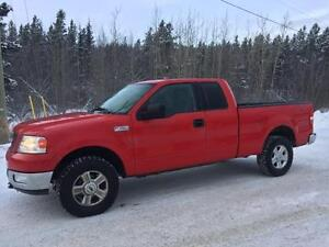 2005 Ford F-150 Supercab 4wd Pickup Truck