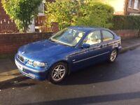 2001 BMW 325TI COMPACT