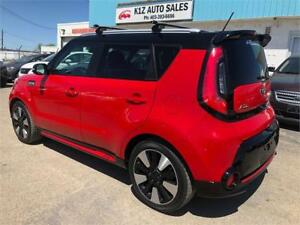 2014 Kia Soul SX FULLY LOADED -LOW KMS/BACKUP CAMERA/BLUETOOTH +