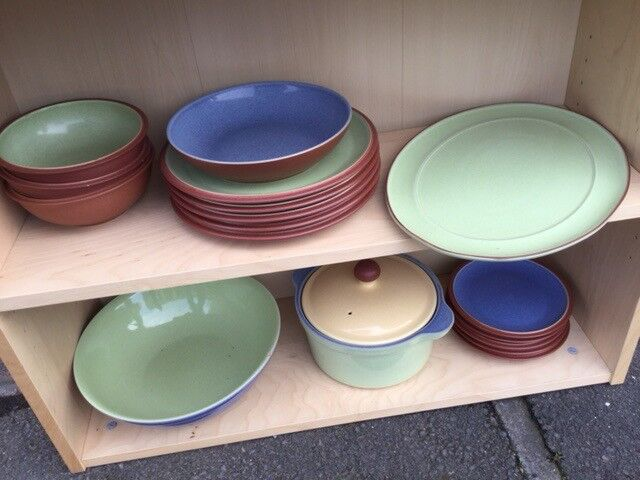 Denby Juice assortment of dishes, good condition | in Hastings, East ...