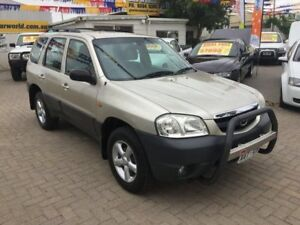 2004 Mazda Tribute Limited Sport 4 Speed Automatic Wagon