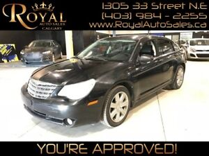 2010 Chrysler Sebring Touring w/ LEATHER, HEATED SEATS,