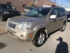 2006 Nissan XTrail SE AWD AUTOMATIQUE FULL AC MAGS TOIT