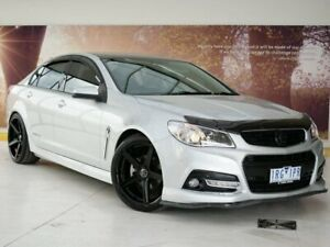 2015 Holden Commodore VF MY15 SV6 Silver 6 Speed Sports Automatic Sedan Collingwood Yarra Area Preview