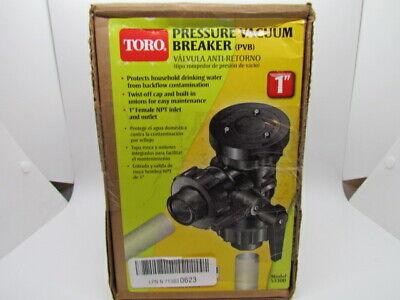 Toro 1-Inch Pressure Vacuum Breaker #53300,No 53300, Toro Co M/R Irrigation
