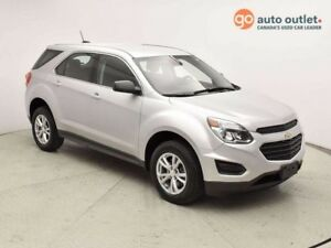 2017 Chevrolet Equinox LS All-wheel Drive