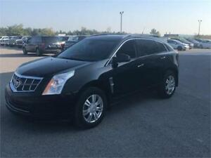 2010 CADILLAC SRX *LEATHER,SUNROOF,NO ACCIDENTS!!!*