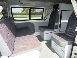 Toyota Hiace Camper – 5 SEATS – VERY TIDY Glendenning Blacktown Area Preview