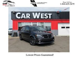 2017 Dodge Grand Caravan GT VAN | DVD | NAV | LEATHER | REMOTE S