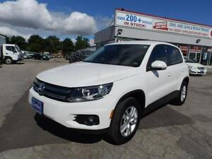 2013 Volkswagen Tiguan 2.0 TSI BLUETOOTH CERTIFIED E-TESTED