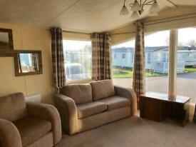 static caravans for sale north wales,direct beach access